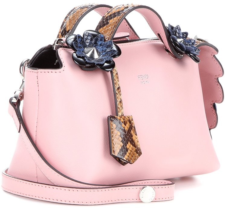 Fendi-Flower-By-The-Way-Bag-with-Croc-Leather-Tag-3