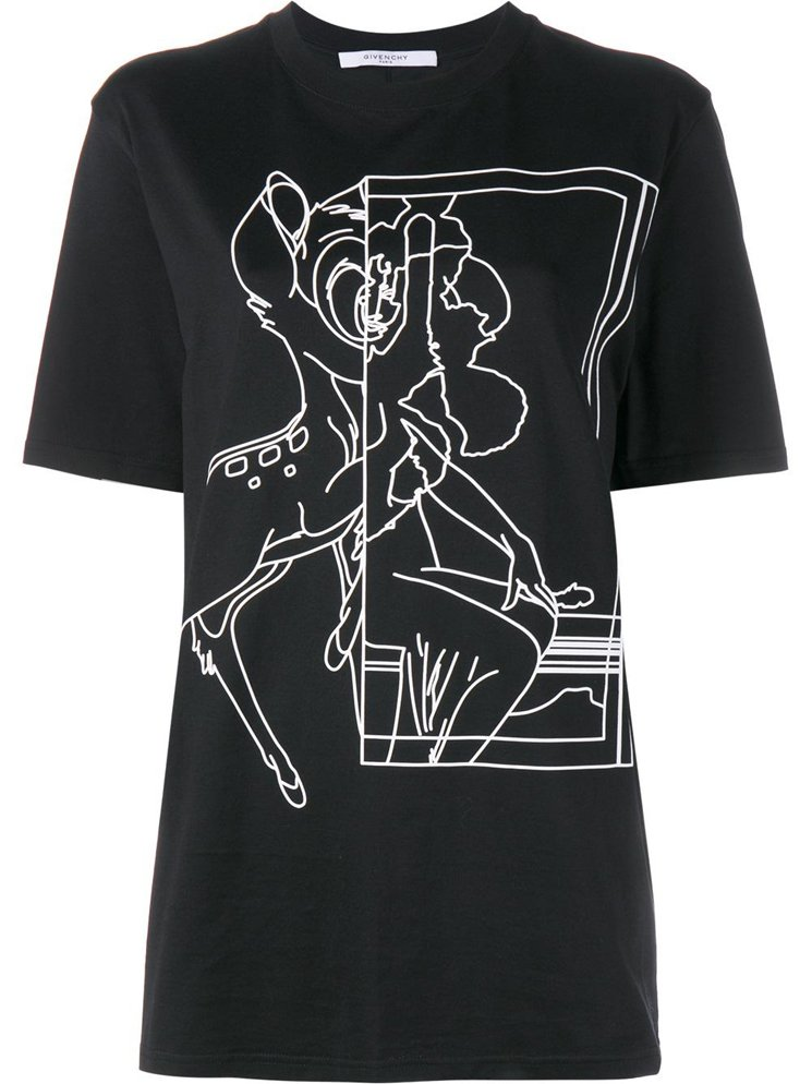 Givenchy bambi print collection bragmybag Givenchy t shirt price