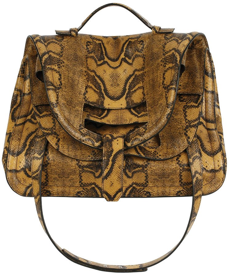Givenchy pyramid python