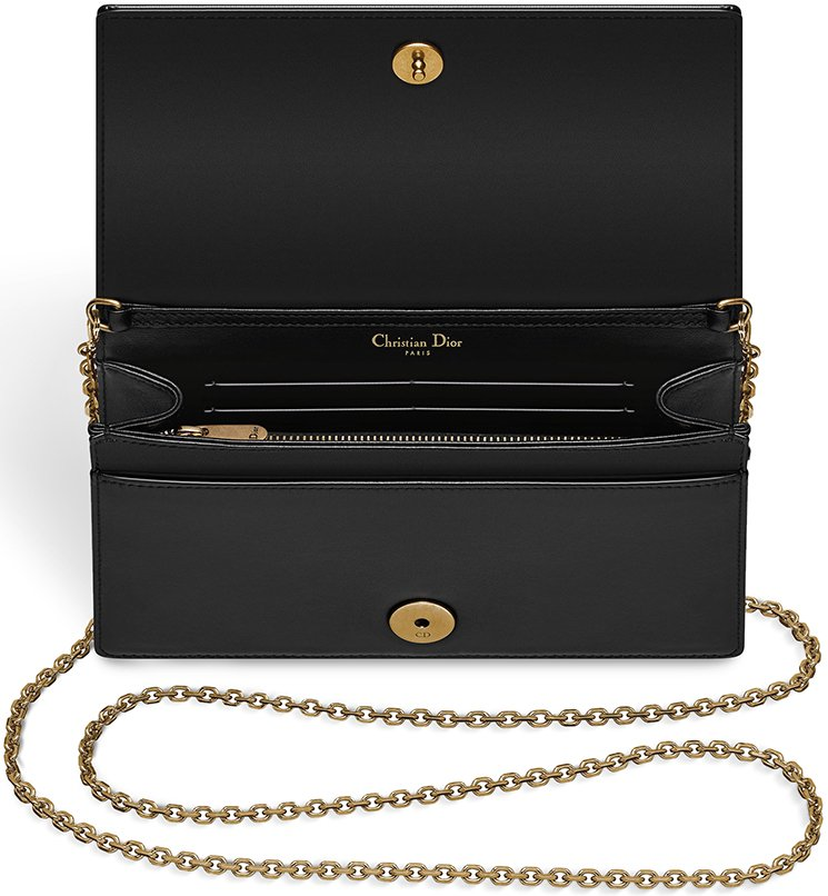 Lady-Dior-Studded-Wallet-On-Chain-Pouch-3