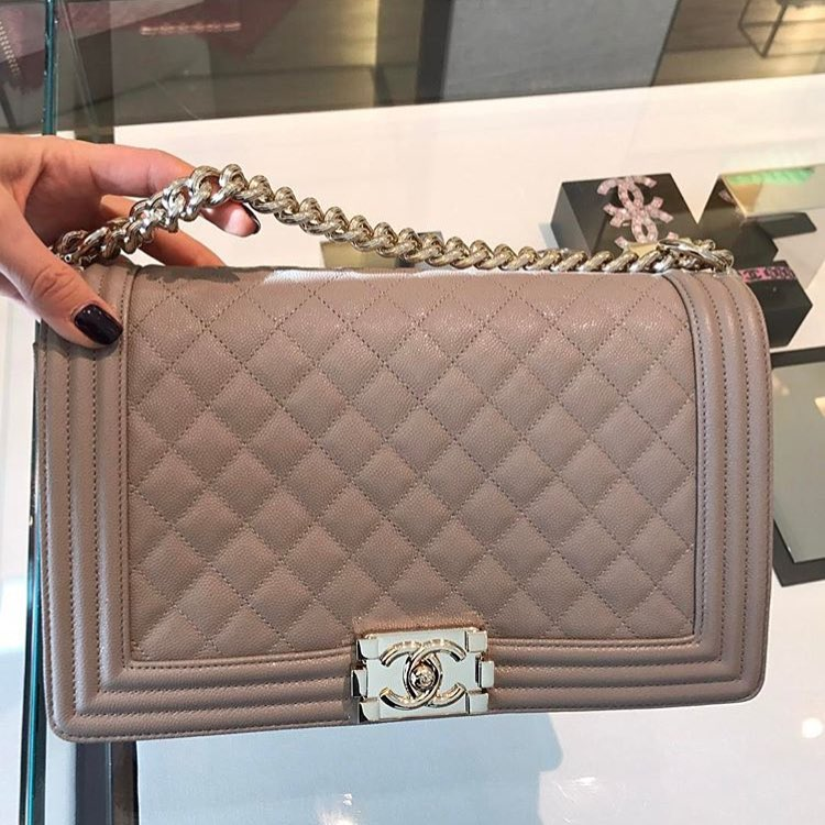 Boy-Chanel-Beige-Quilted-Bag