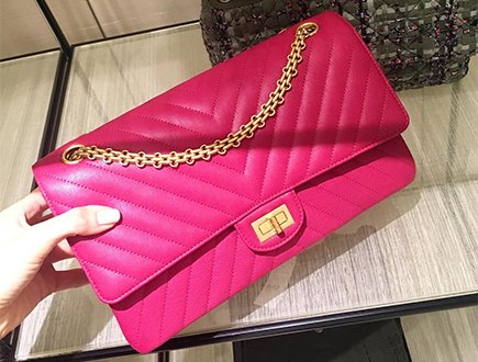 02bf7e6513e1 What Is The Difference Between Chanel Classic Flap Bag And Chanel ...