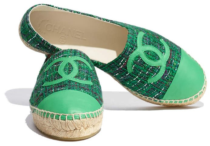 Chanel-Multicolor-Tweed-Espadrilles-2