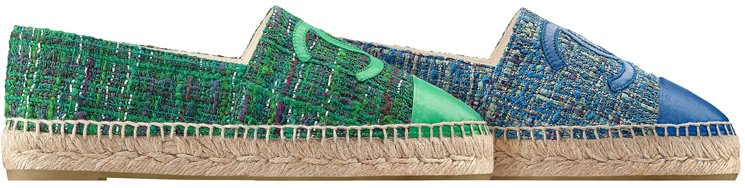 Chanel-Multicolor-Tweed-Espadrilles