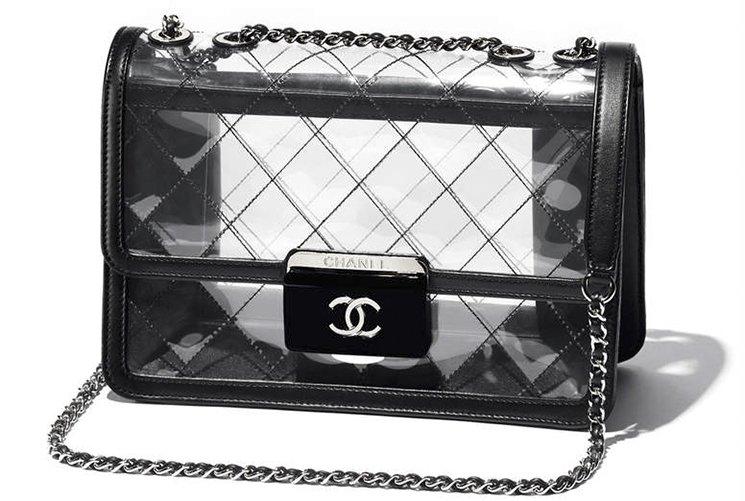 Chanel-Transparent-Tweed-Flap-Bag-3