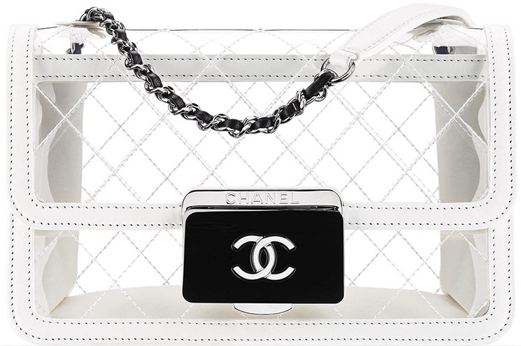 Chanel-Transparent-Tweed-Flap-Bag-4