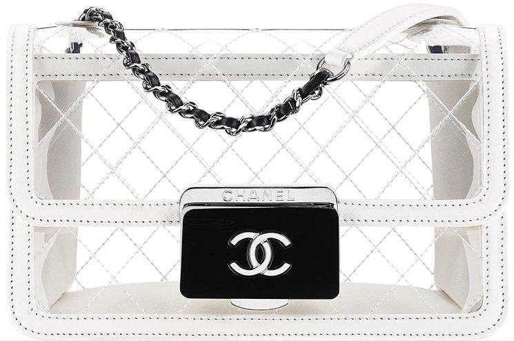 Chanel-Transparent-Tweed-Flap-Bag-4