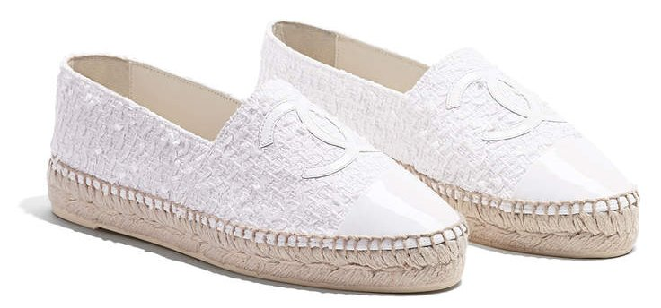 Chanel-White-Espadrilles-2
