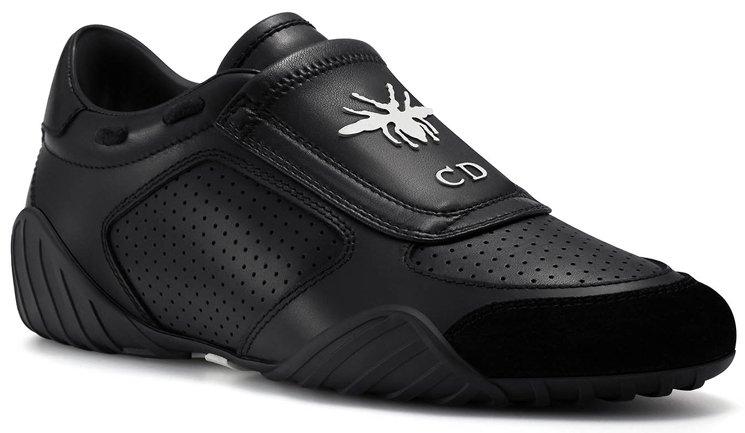 Dior-D-Bee-Sneakers-black-2