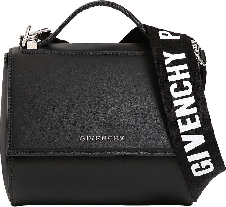 Givenchy-Pandora-Bag-with-Strap-Logo-1