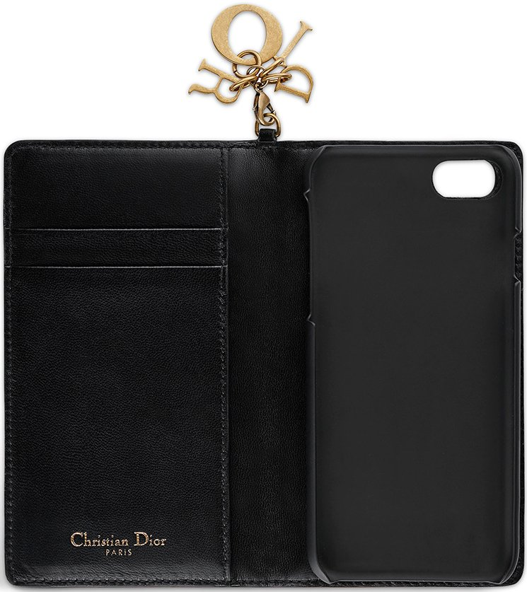 new style 41e40 d46d9 Lady Dior Studded iPhone Case | Bragmybag