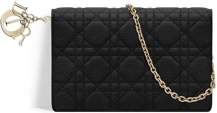 Lady Dior Wallet On Chain Pouch – Bragmybag 9bb9fdbb71226