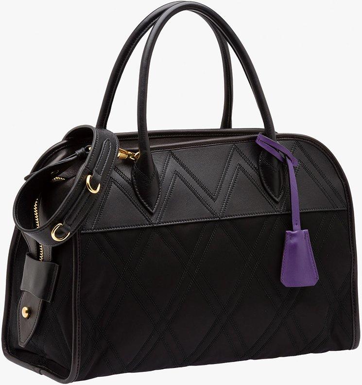 Prada-Graphic-Quilt-Quilted-Fabric-Bag-5