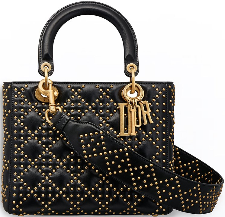 Supple-Lady-Dior-Studded-Tote-Bag