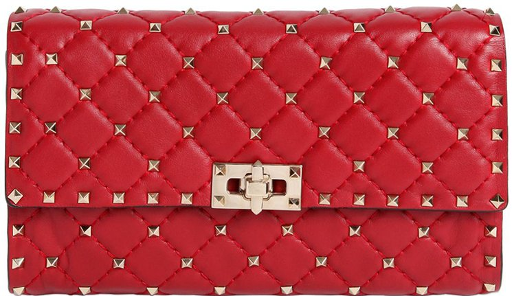 Valentino-Rockstud-Spike-Clutch-with-Chain-Bag-3