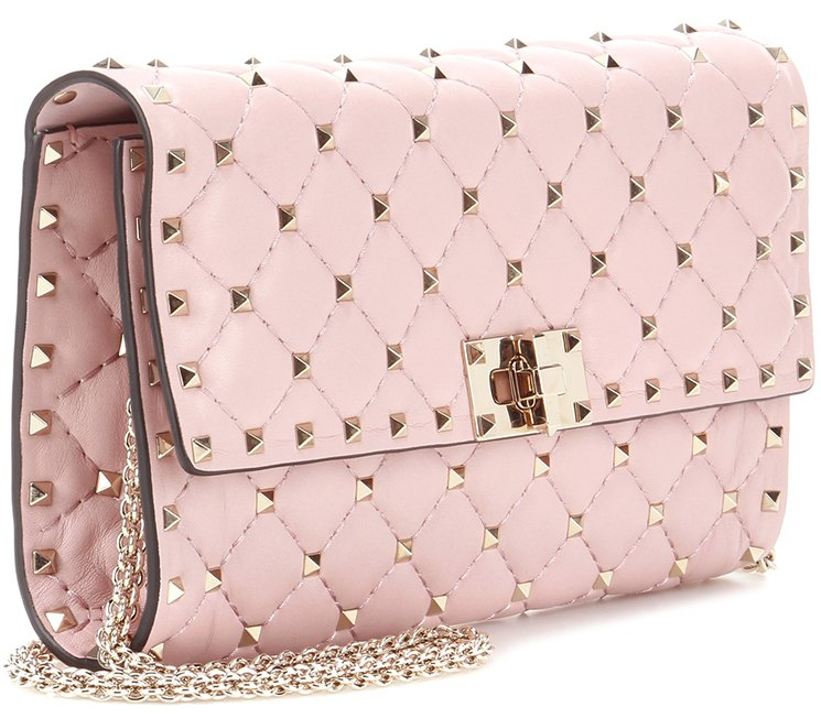 Valentino-Rockstud-Spike-Clutch-with-Chain-Bag-7