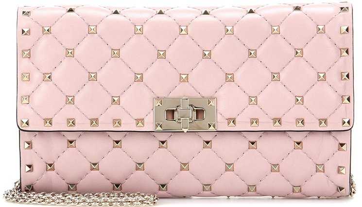 Valentino-Rockstud-Spike-Clutch-with-Chain-Bag