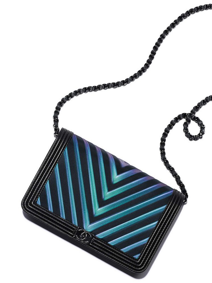 Boy-Chanel-Painted-Chevron-Wallet-On-Chain-Bag-2