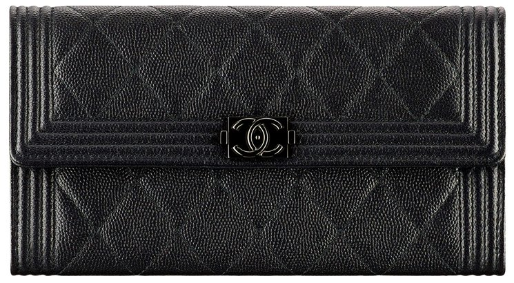 Boy-Chanel-So-Black-Flap-Wallet