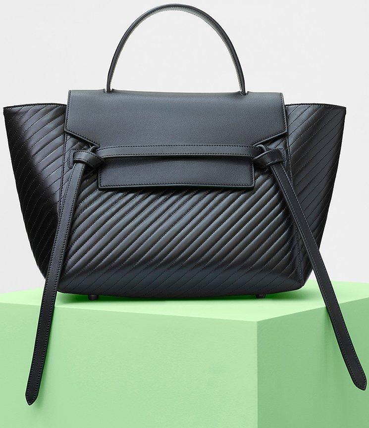 Celine-Diagonal-Quilted-Belt-Bag