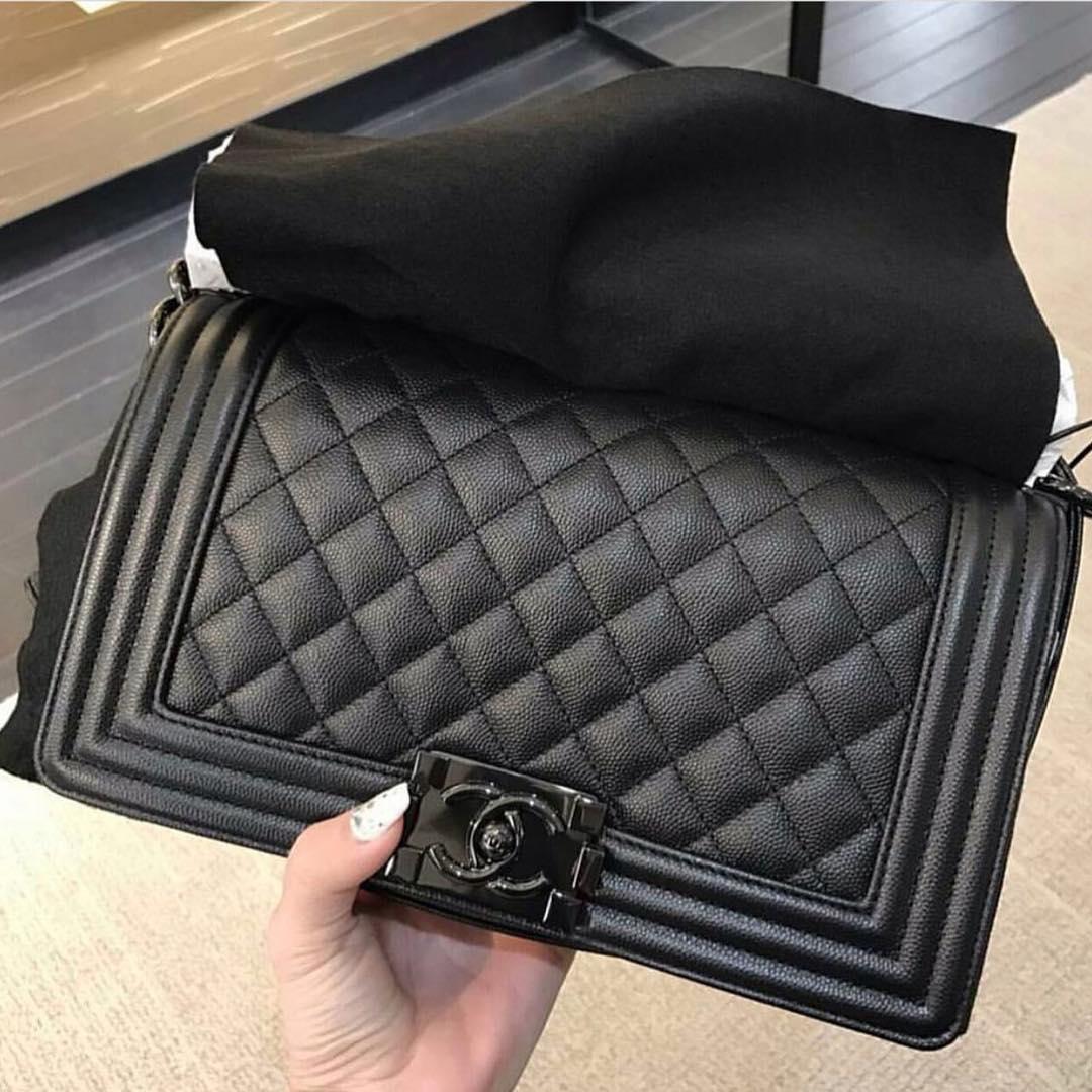 Chanel-Boy-So-Black-Bag