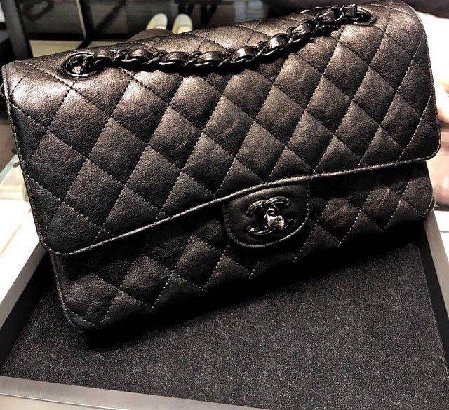 12a728d2ccba Chanel-Classic-Flap-Bag-So-Black