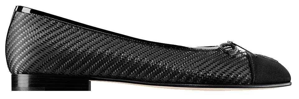 Chanel-Diagonal-Quilted-Flats