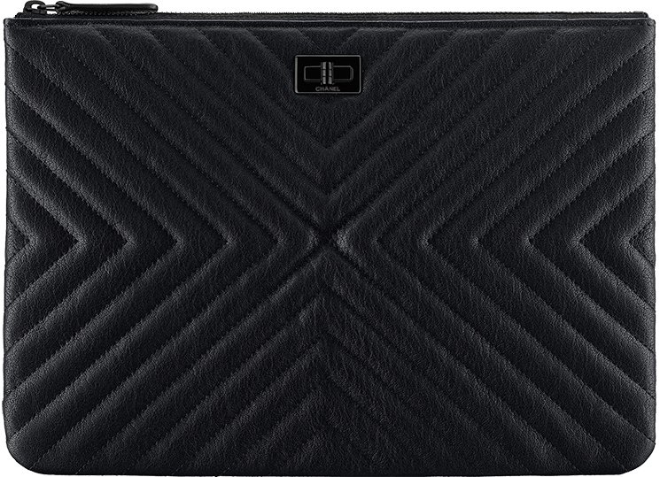 Chanel-Double-Chevron-Quilted-Reissue-2.55-O-Case