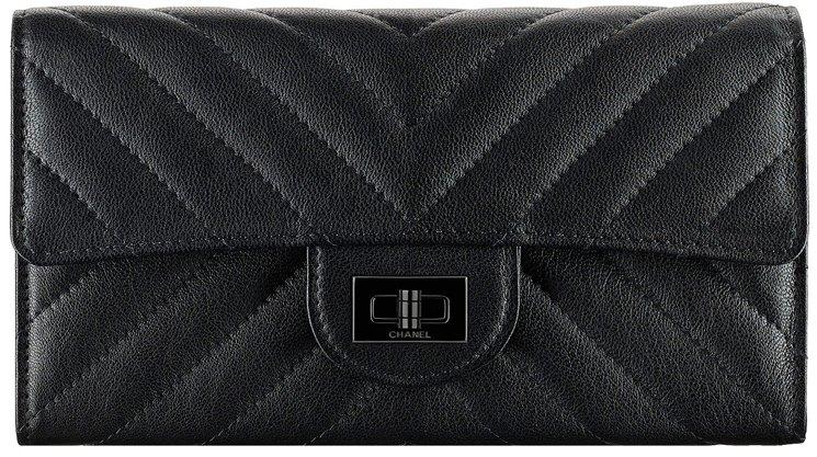 Chanel-So-Black-Reissue-255-Chevron-Flap-Wallet