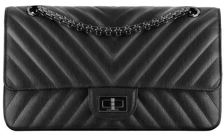 Chanel-So-Black-Reissue-255-Flap-Bag bb325ce54