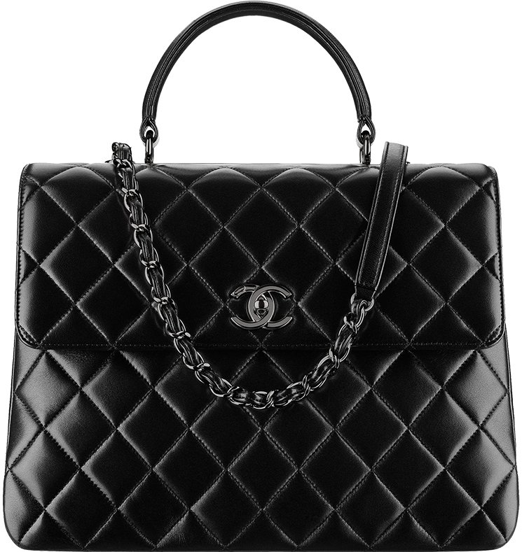 Chanel-So-Black-Trendy-CC-Bag