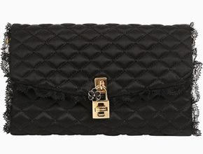 Dolce   Gabbana Dolce Quilted Lace Bag d0165ce48ae5b