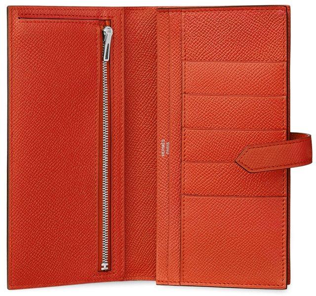 Hermes-Bearn-Wallet-Interior