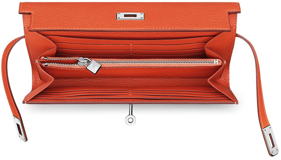 8188cd60e0d Hermes-Kelly-Wallet-interior