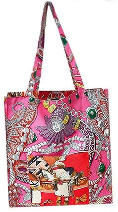 Hermes-Silk-Shopping-Bag-10