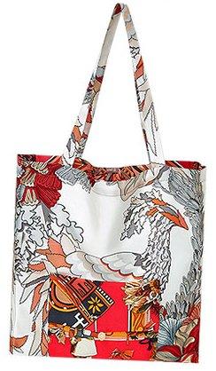 Hermes-Silk-Shopping-Bag-7