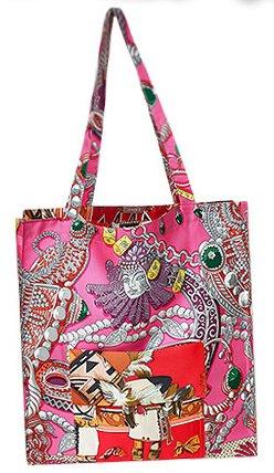 Hermes-Silk-Shopping-Bag-8