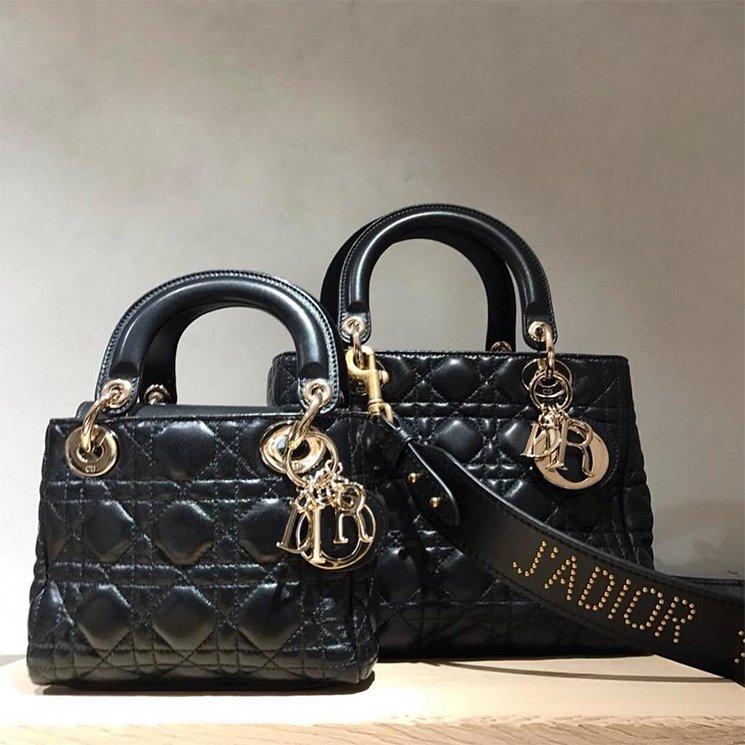 Lady Dior Supple Mini Bag Bragmybag