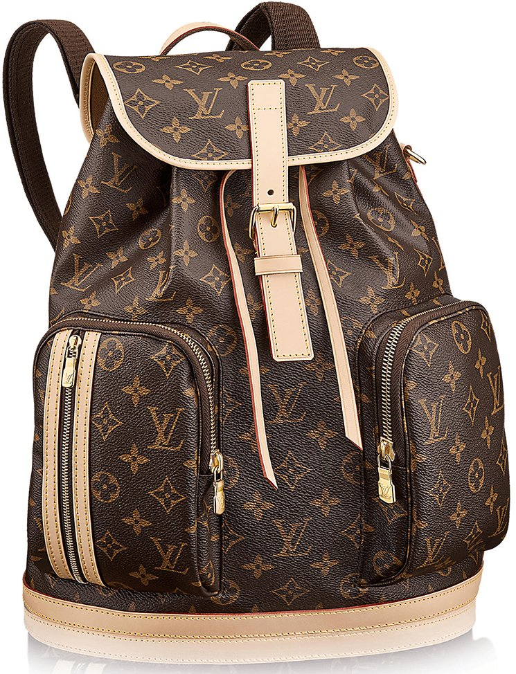 louis vuitton bosphore backpack bragmybag. Black Bedroom Furniture Sets. Home Design Ideas