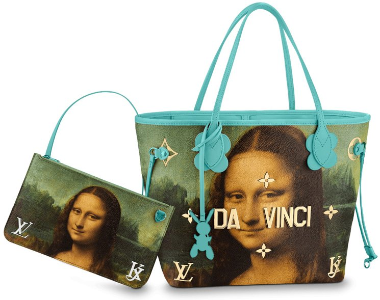 Louis-Vuitton-Da-Vinci-Neverfull-Bag