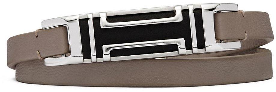Tory-Burch-Fitbit-double-wrap-bracelet-brown