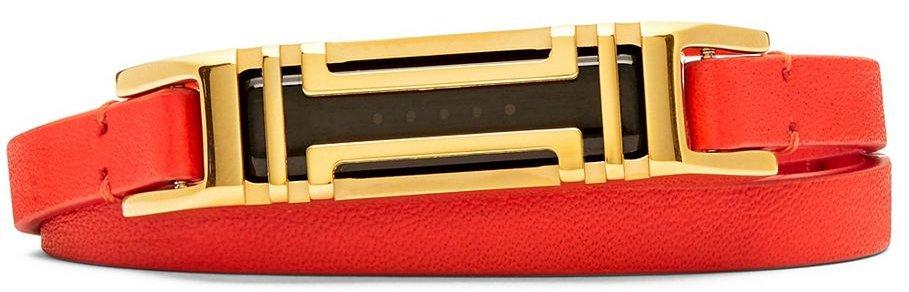 Tory-Burch-Fitbit-double-wrap-bracelet-red