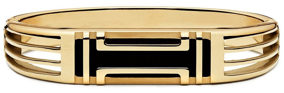 Tory-Burch-Fitbit-hinged-bracelet-gold