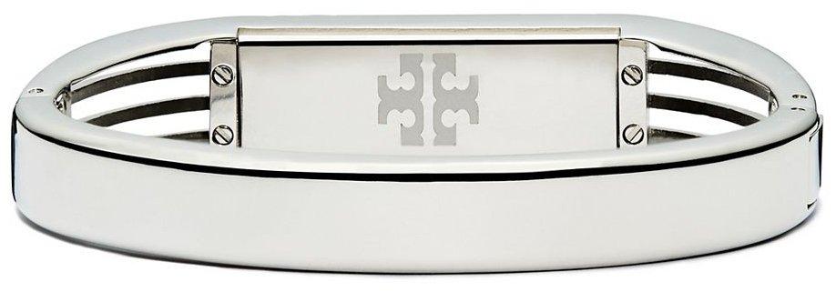 Tory-Burch-Fitbit-hinged-bracelet-silver-2