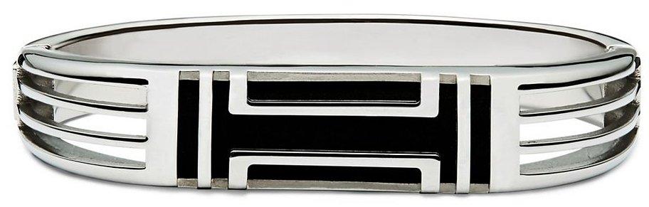 Tory-Burch-Fitbit-hinged-bracelet-silver