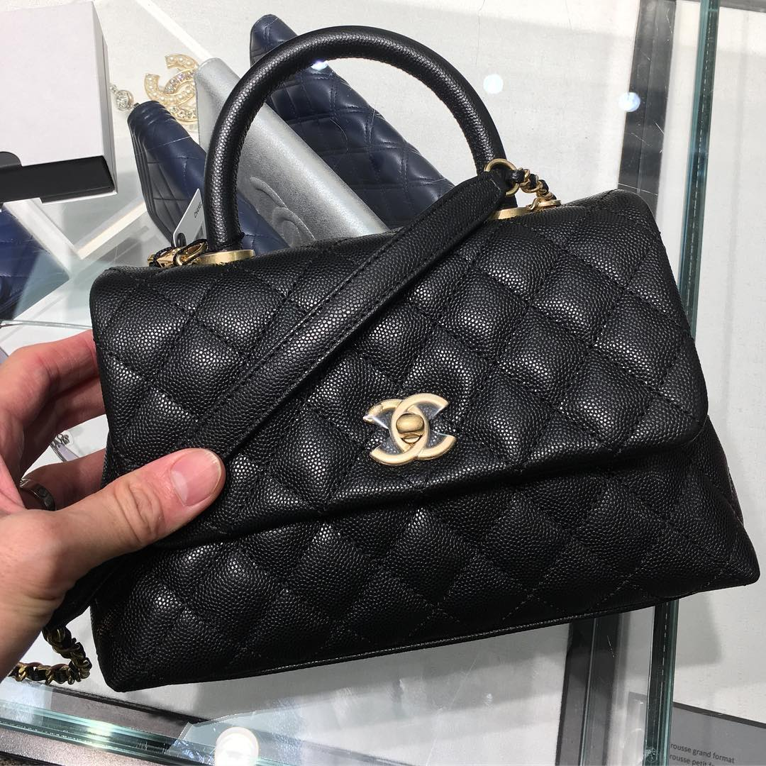 799ecda706c8 Chanel Coco Handle Bag | Bragmybag