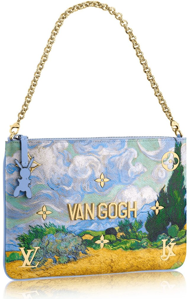louis-vuitton-Van-Gogh-clutch