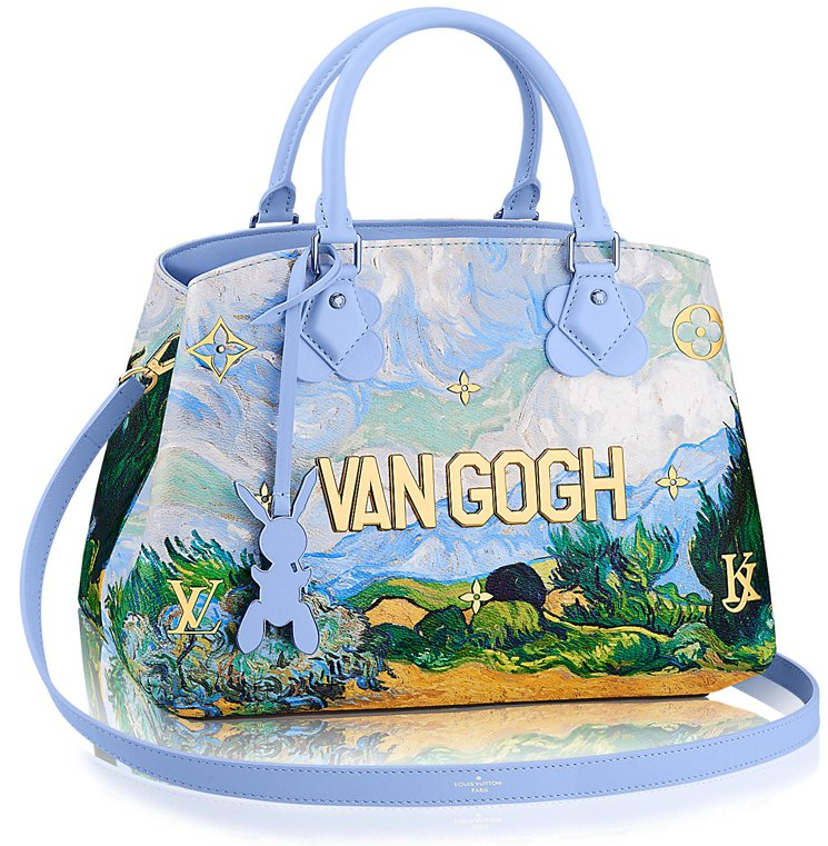 louis-vuitton-Van-Gogh-montaigne-bag