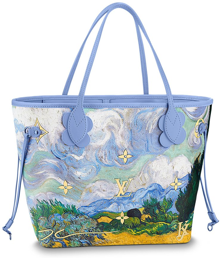 louis-vuitton-Van-Gogh-neverfull-bag