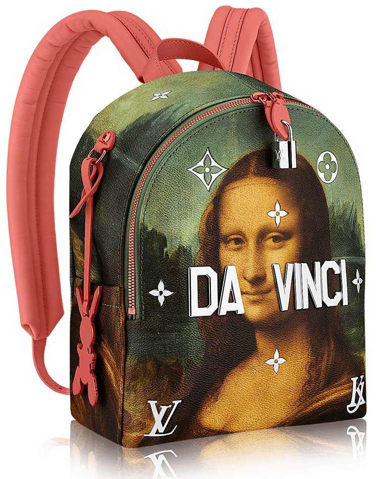 louis-vuitton-palm-Da-Vinci-backpack